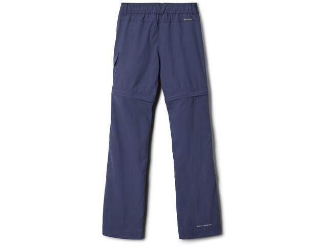 Columbia Silver Ridge IV Convertible Pantalones Niñas, nocturnal